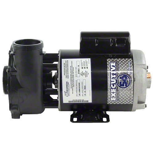 "Waterway Executive 5 HP 2 Speed 2"" Intake 2"" Discharge 56 Frame 230 Volt Pump 3722021-1D"