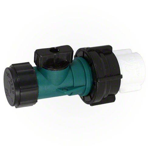 "Waterway 1/2"" Drain Valve 400-2060 - Hot Tub Warehouse"