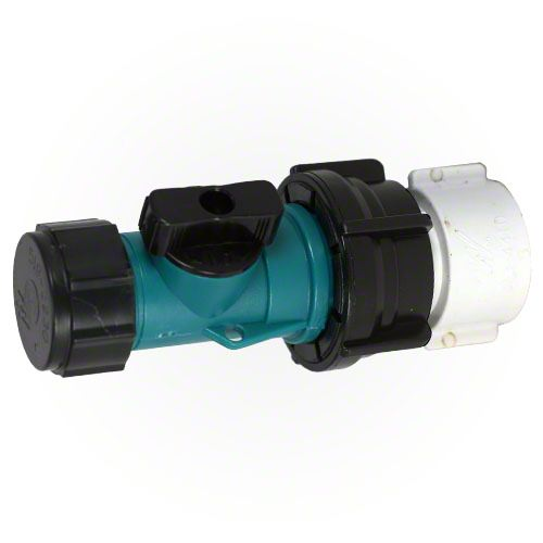 "Waterway 3/4"" Drain Valve 400-2070 - Hot Tub Warehouse"