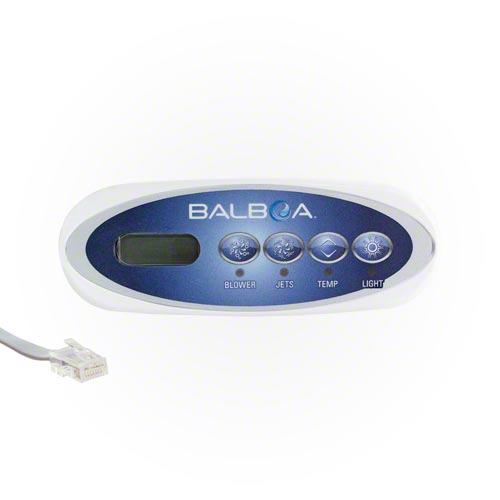 Balboa Hot Tub >> Balboa Topside Control Panel 52144