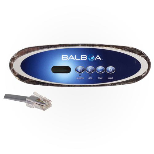 Balboa Hot Tub >> Balboa Topside Control Panel 54268 Hot Tub Warehouse