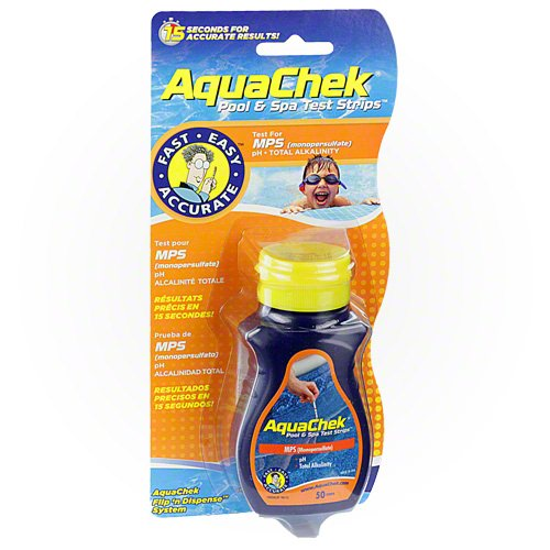 AquaChek Monopersulfate Test Strips