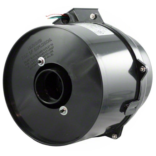 Silencer Air Blower 1 Horsepower - 120 Volts