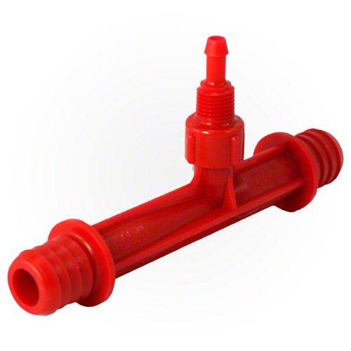 Del Ozone Mazzei Injector Red 7-0356
