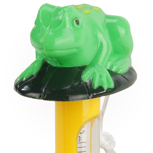 Floating Frog Thermometer