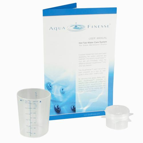 AquaFinesse Water Care System - 3 to 5 Month Kit - Bromine Tabs