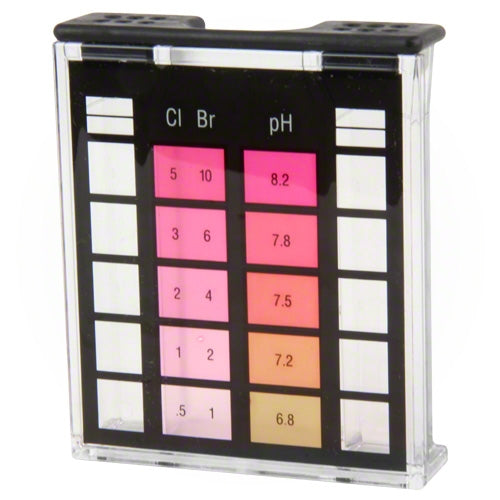 Taylor Residential DPD Test Kit Comparator 9782