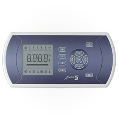 Gecko IN.K600 Top Side Control Panel BDLK6005OP - Hot Tub Warehouse
