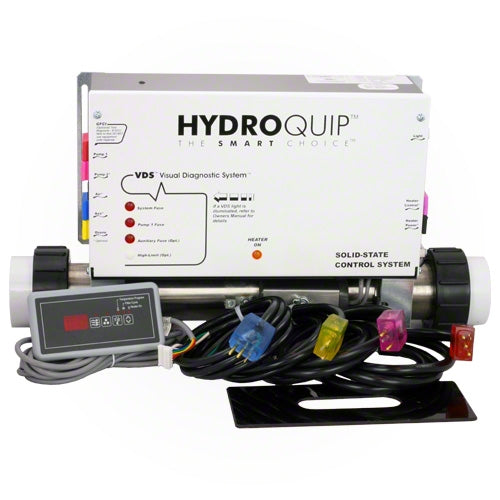 HydroQuip Solid State Control System CS6209-US - Hot Tub Warehouse