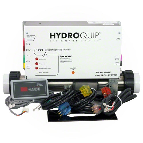 HydroQuip Solid State Control System CS6229Y-US - Hot Tub Warehouse