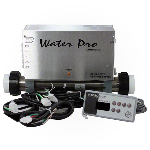 HydroQuip Water Pro Control System CS6230Y-U-WP - Hot Tub Warehouse