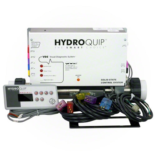 HydroQuip Solid State Control System CS6239Y-US - Hot Tub Warehouse