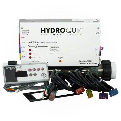 HydroQuip Solid State Control System CS6339Y-US - Hot Tub Warehouse