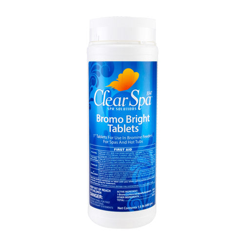 Clear Spa Bromo Bright Tablets