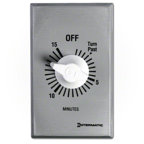 intermatic ff15mc timer intermatic 15 minute spring wound timer
