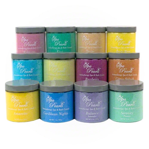 InSPAration Spa Pearls Aromatherapy Crystals - Hot Tub Warehouse