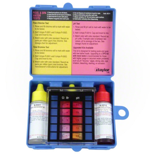 Taylor K-1001 Basic DPD Residential Test Kit