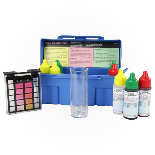 Taylor K-1004 Trouble-Shooter DPD Test Kit - Hot Tub Warehouse