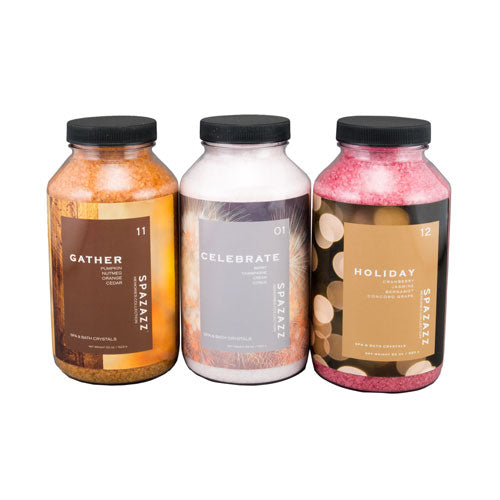 Spazazz Memories Collection Aromatherapy Crystals