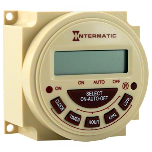 Intermatic Electronic 24 Hour Timer 120 Volt PB313EK