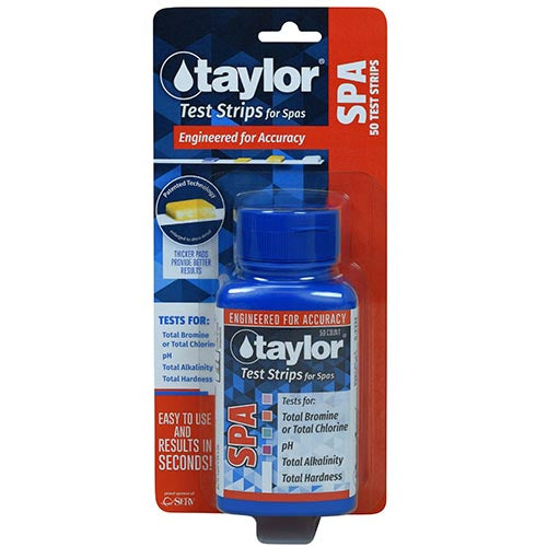 Taylor Spa Test Strips