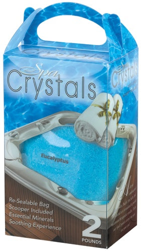 Spa Crystals Aromatherapy