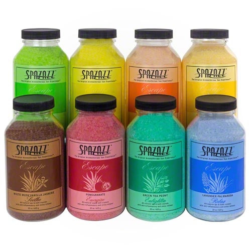 Spazazz Escape Aromatherapy Crystals