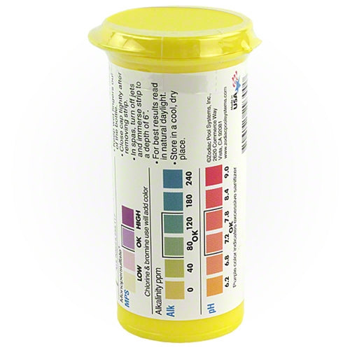 Nature 2 Spa Test Strips