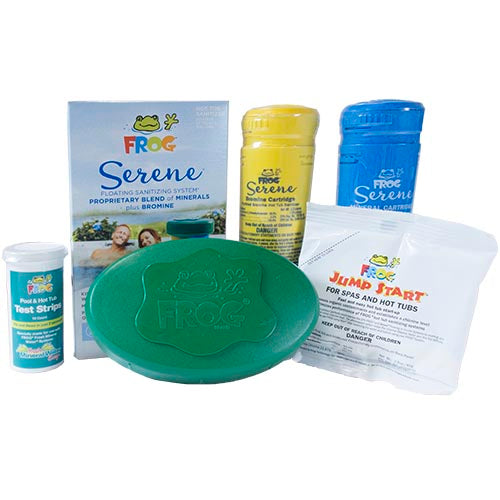 Spa Frog Serene Floating Sanitizing System