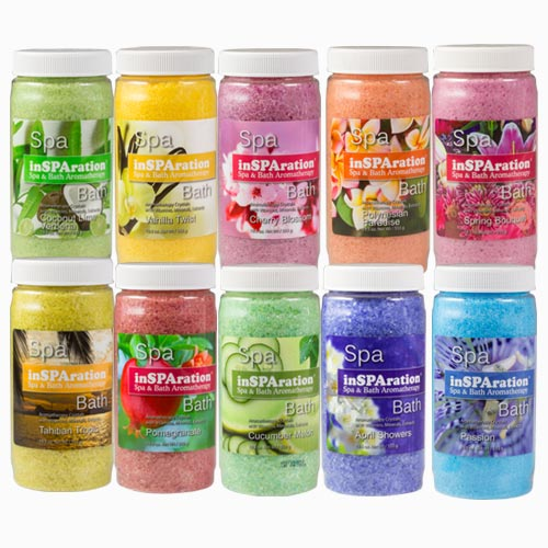 InSPAration Original Rx Aromatherapy Crystals - Hot Tub Warehouse