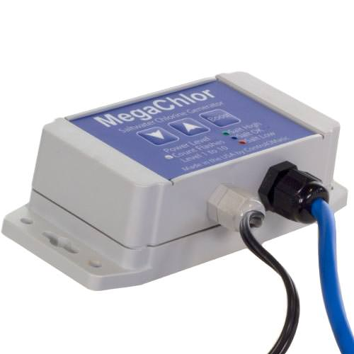 ControlOMatic Chlorine Generator MegaChlor with Chlorine Detection