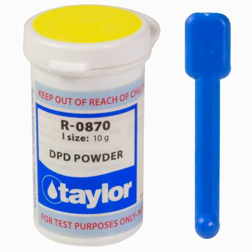 Taylor DPD Powder R-0870 - Hot Tub Warehouse