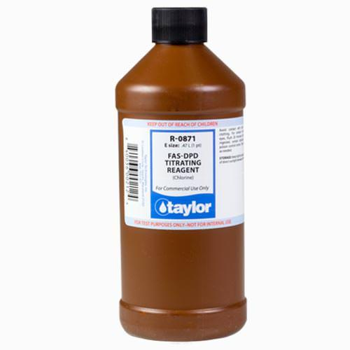 Taylor R-0871 FAS DPD Titrating Reagent