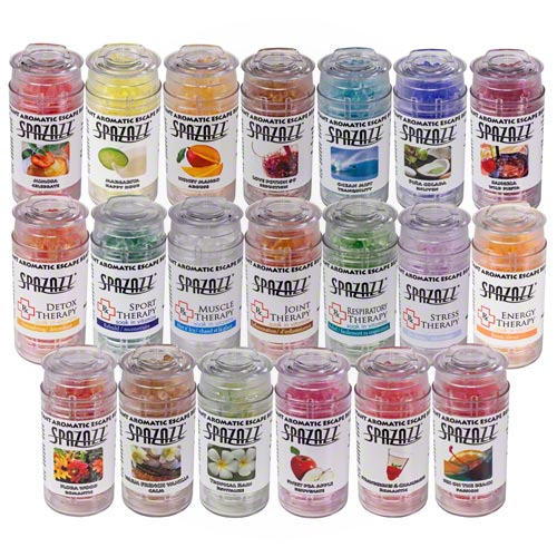 Spazazz Instant Aromatic Escape Beads - Hot Tub Warehouse