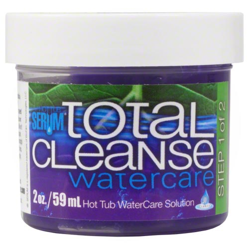 Hot Tub Serum Total Cleanse