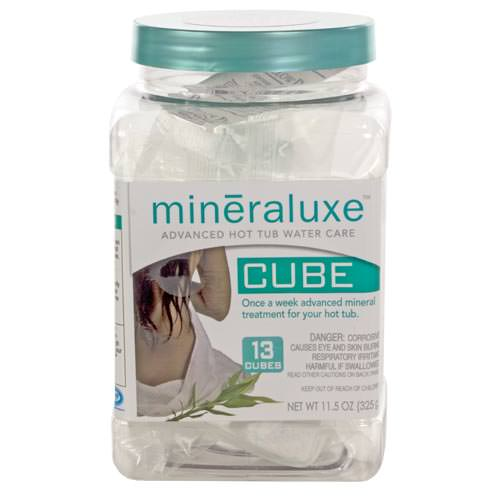 Mineraluxe Chlorinating Tablets System - 3 Month