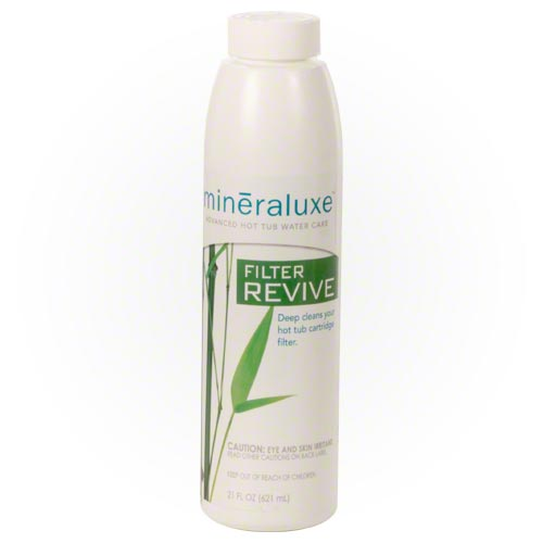 Mineraluxe Filter Revive Filter Cleaner