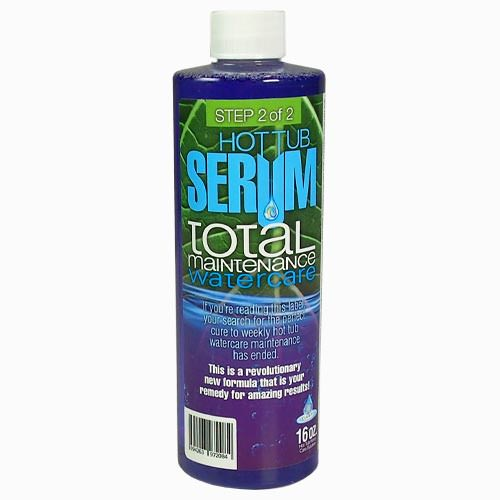 Hot Tub Serum Total Maintenance