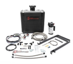 Snow Performance SNO-510-BRD STAGE 3 BOOST COOLER™ WATER-METHANOL INJECTION KIT (STAINLESS STEEL BRAIDED LINE, AN FITTINGS) 07-17 Cummins