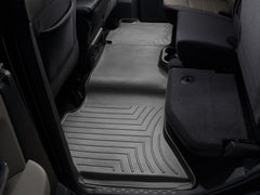 Weathertech 2nd row floor liner Black dodge