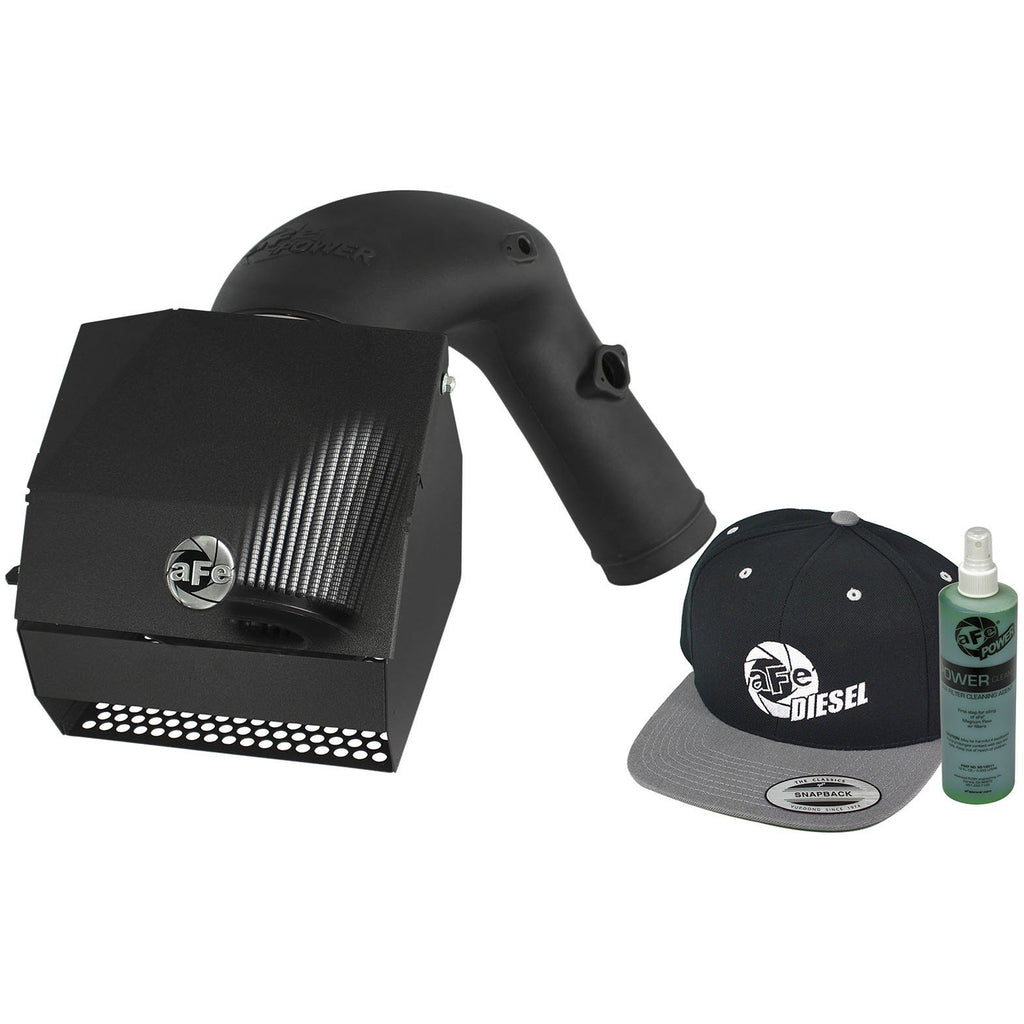 AFE Pro Dry S Stage 2 Cold Air Intake 13-16 CUMMINS