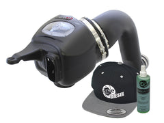 aFe 51-72002-E Elite Momentum HD Pro DRY S Cold Air Intake System 03-07 Cummins
