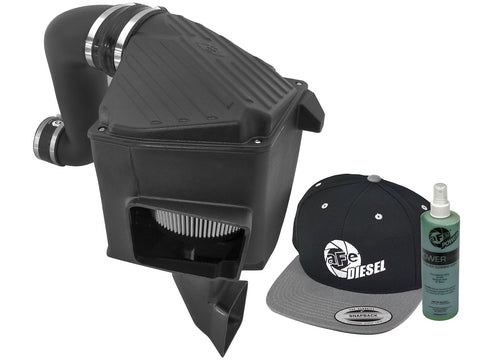 aFe 51-80932-E Elite Stage-2 Si Pro DRY S Cold Air Intake System 03-07 Cummins
