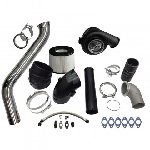 FLEECE 2nd Gen Swap Kit (No Manifold) & S463 Turbocharger 2007.5-2009 Cummins
