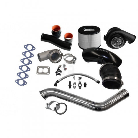 Fleece 2nd Gen Swap Kit (No Manifold) & Billet S471 Turbocharger 2010-2012 Cummins