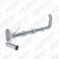 "MBRP S61140PLM Aluminized 5"" Turbo Back Exhaust 03-04 Cummins"