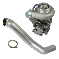 BD Diesel Super B Single SX S358 Turbo Kit w/FMW Billet Wheel 94-02 Cummins