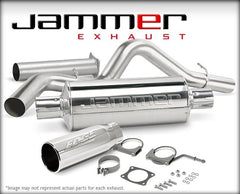 Edge Jammer Exhaust Trk, W/Cat Conv 99 Powerstroke