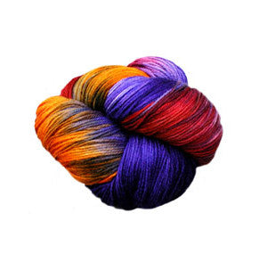 Sock Yarn Hand Dyed #148