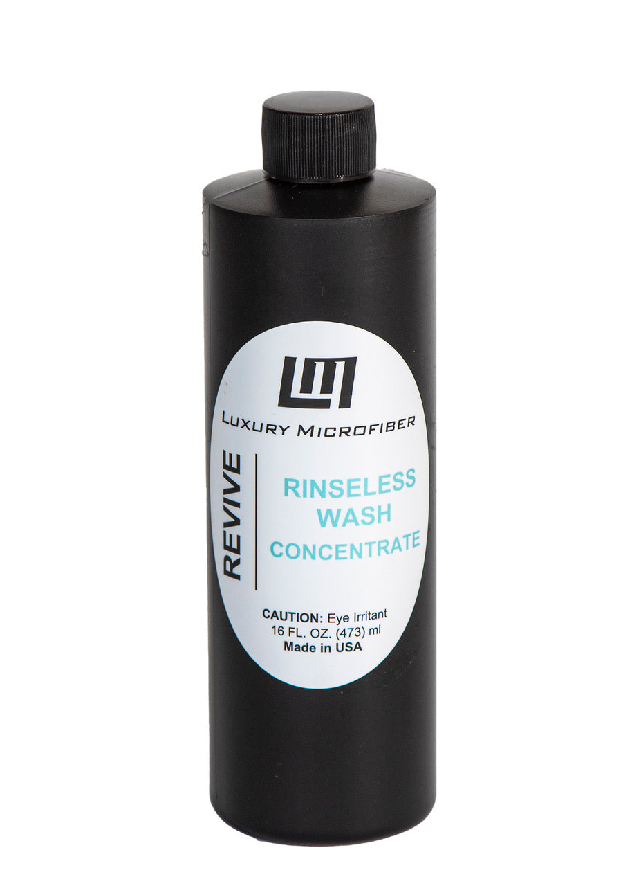 Revive - Rinseless Wash & Clay Lube